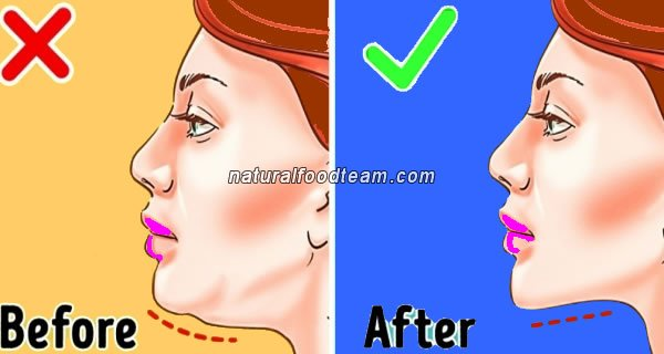 6 Effective Exercises to Fight a Double Chin That Are Worth Trying