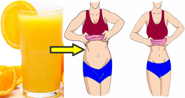 Powerful Potion For A Flat Stomach In Just 7 Days