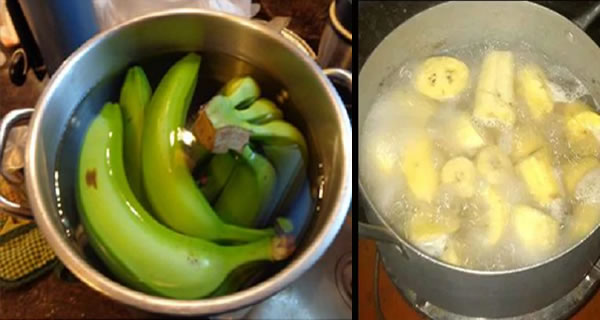 If You Are Boiling Bananas Before Bed And Drink The Liquid, THIS Happens While You Sleep…
