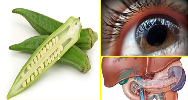 Soak Okra in Water Overnight and Drink it in the Morning for Wondrous Health Benefits Your Body Needs